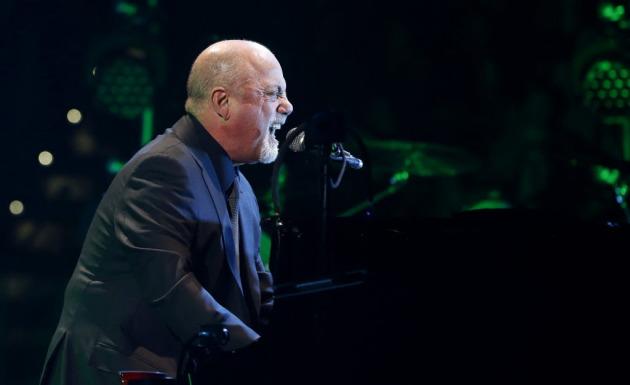 Billy Joel/ MCT Ethan Hyman