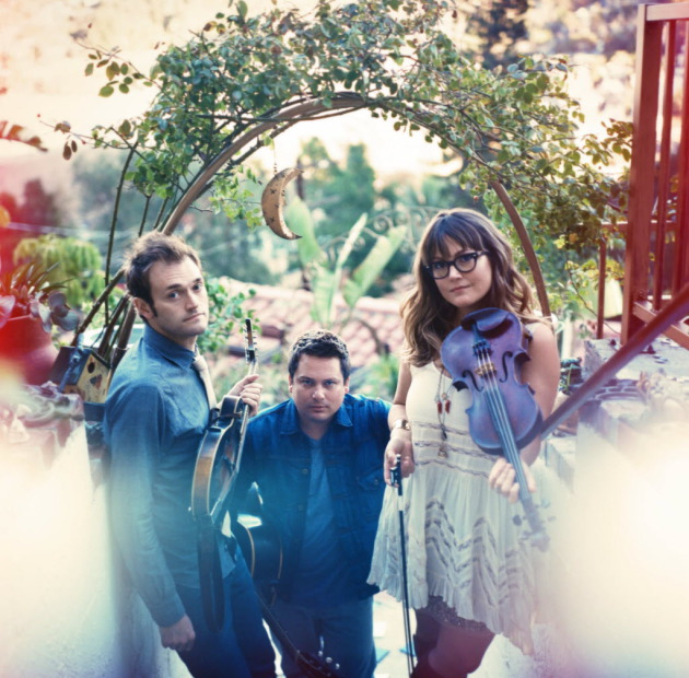 Nickel Creek/ Photo by Brantley Gutierrez