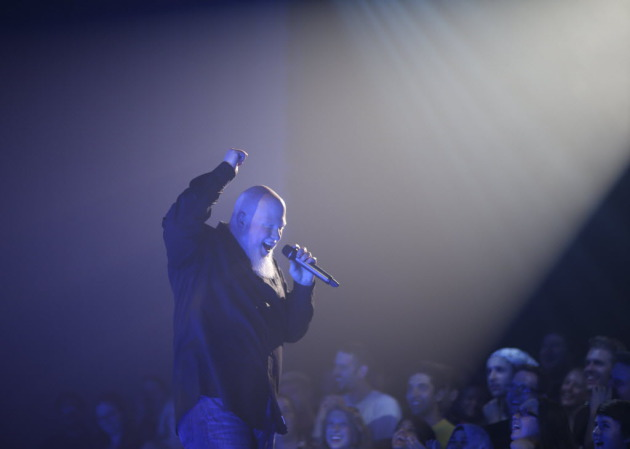 Brother Ali/ Star Tribune photo by Jeff Wheeler