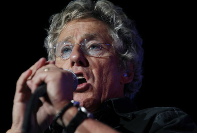 Roger Daltrey/ Star Tribune photo by Carlos Gonzalez