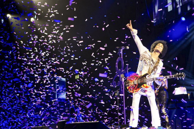 Prince/ NYT photo