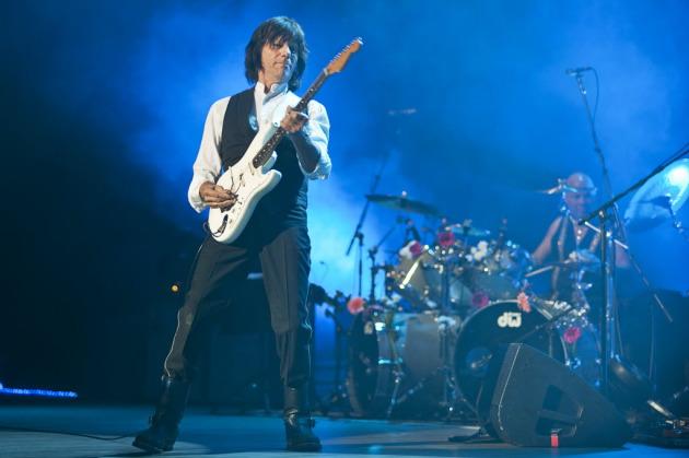 Jeff Beck in 2011/ Star Tribune file photo