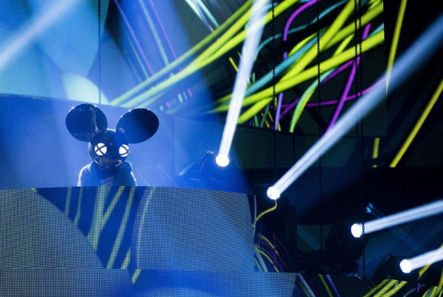 Deadmau5/ Associated Press photo