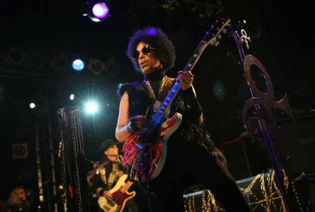Prince/ Associated Press & NPG Records