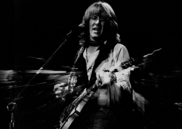 Paul Kantner circa 1978/ Photo by Don Patrick RPA