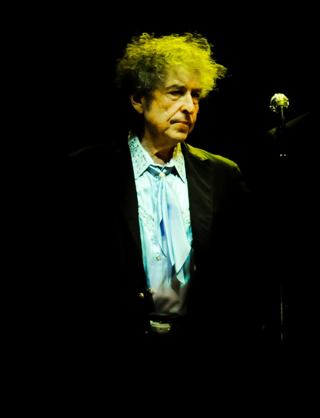 Bob Dylan/ Photo by Danny Clifford/UPPA/ TNS