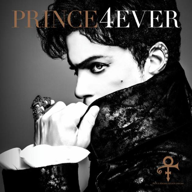Two Prince albums due soon: A hits package and deluxe