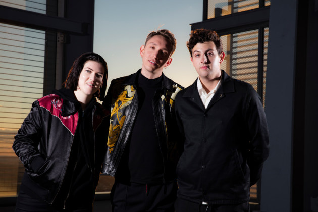 The xx/ New York Times photo