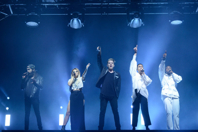 Pentatonix/ Photo by Rich Ryan