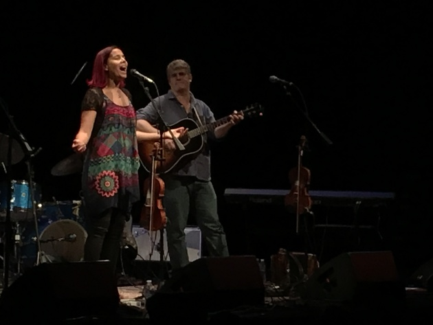 Rhiannon Giddens and Dirk Powell