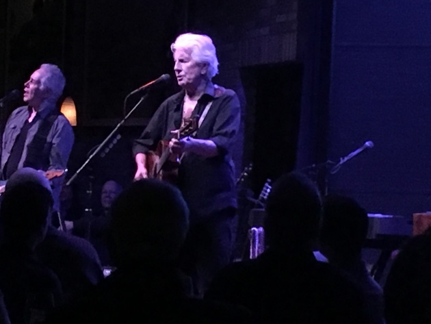 Graham Nash with Shane Fontayne
