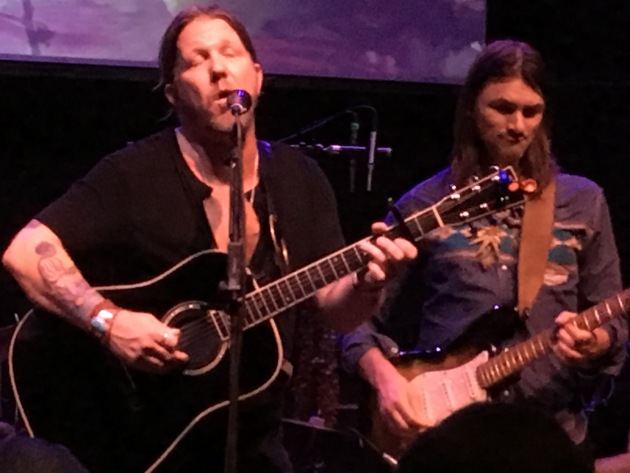 Devon Allman and Duane Betts