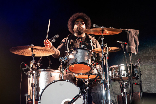 Questlove/ Photo by Amy Harris, Associated Press