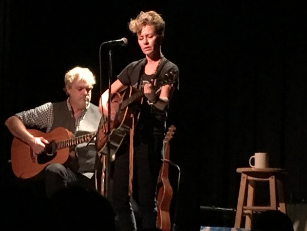 Shelby Lynne, with Ben Peeler