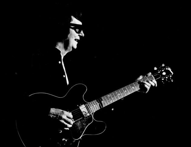 Roy Orbison in 1982 in the Twin Cities/ Star Tribune photo by Jeff Wheeler