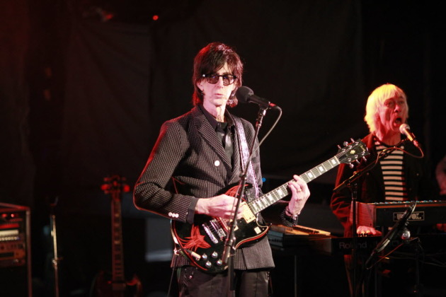 Ric Ocasek at Cars reunion tour in 2011 at First Avenue/ Star Tribune photo by Jerry Holt