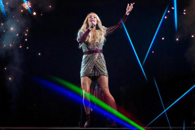 Carrie Underwood/ Associated Press