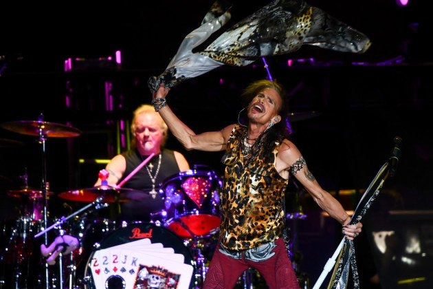 'THIS IS NOT ABOUT MONEY': Aerosmith drummer Joey Kramer suing bandmates