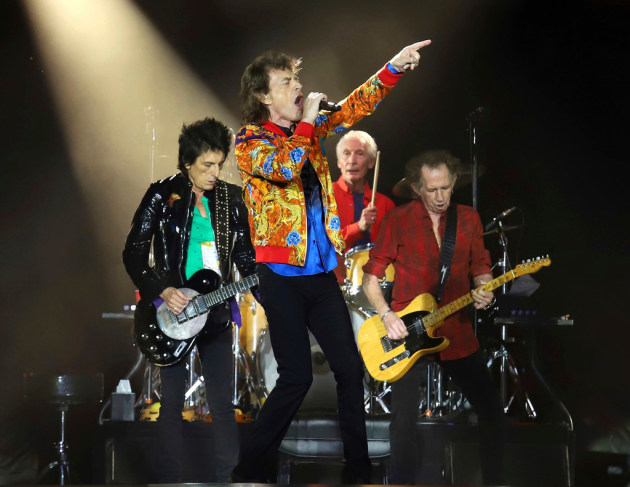 Rolling Stones postpones North American tour over COVID-19