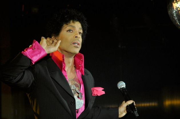 Prince/ Photo by Getty Images for Samsung Galaxy