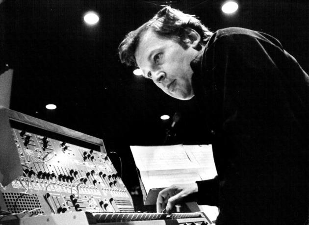 Herb Pilhofer at Sound 80 in 1971/ Star Tribune file