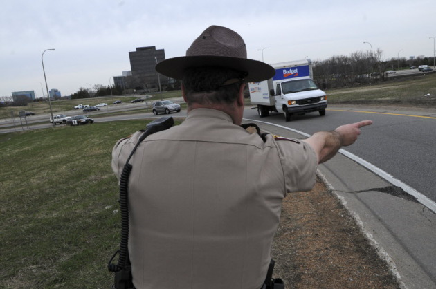 The State Patrol was tops in forfeitures in 2013/Star Tribune file