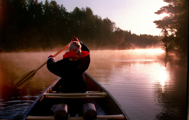 File photo by Brian Peterson, who can keep taking beautiful pictures in the BWCAW without paying a fee