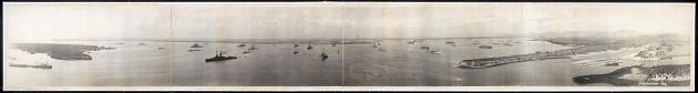 Guantanamo Bay, ca. 1915-25 (Library of Congress)
