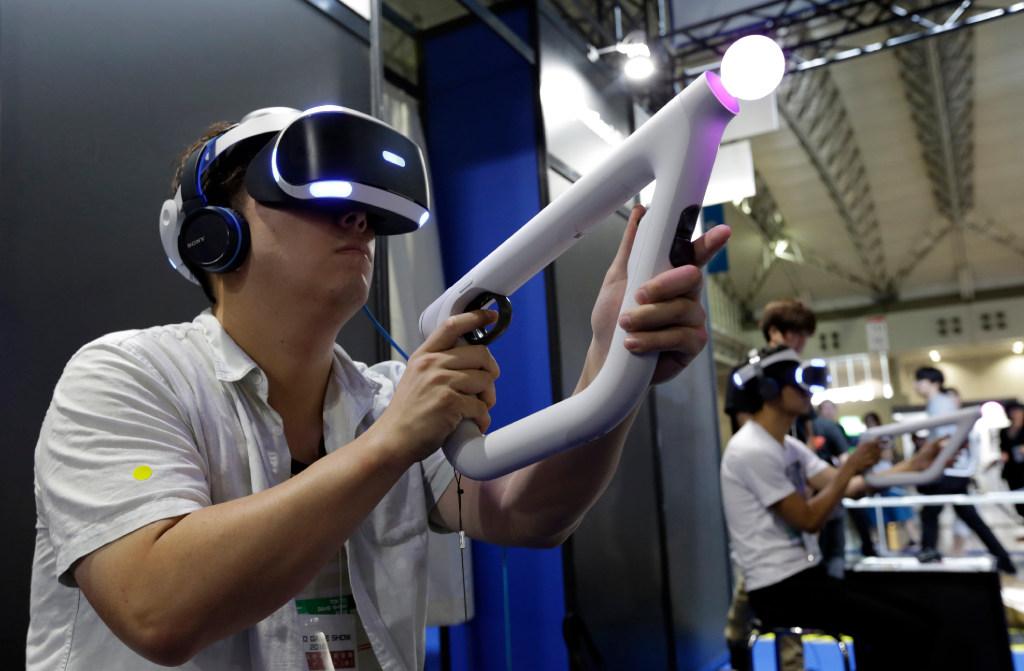 「VR虛擬實境」的圖片搜尋結果