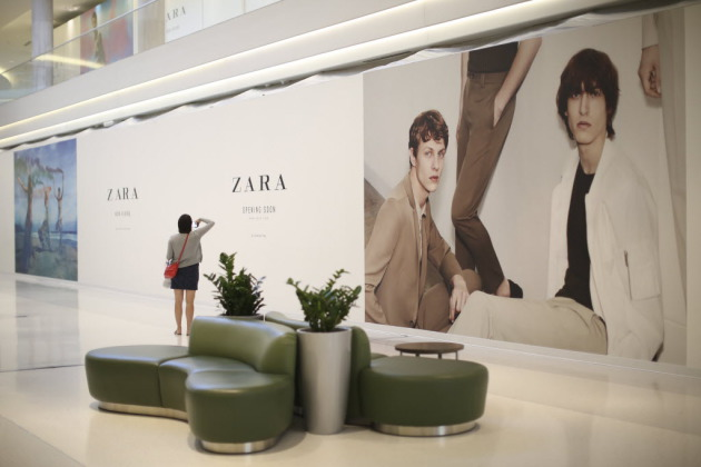 0dd7f0bad1 New Zara store at Mall of America to open next week - StarTribune.com