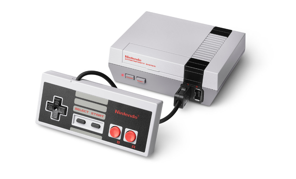 Best Buy Target Will Have More Nes Classic Edition Gaming Consoles