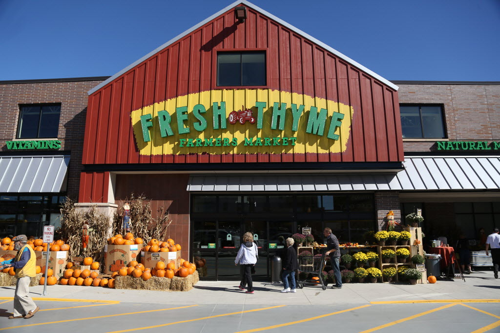 Fresh Thyme Farmers Market now offers delivery through