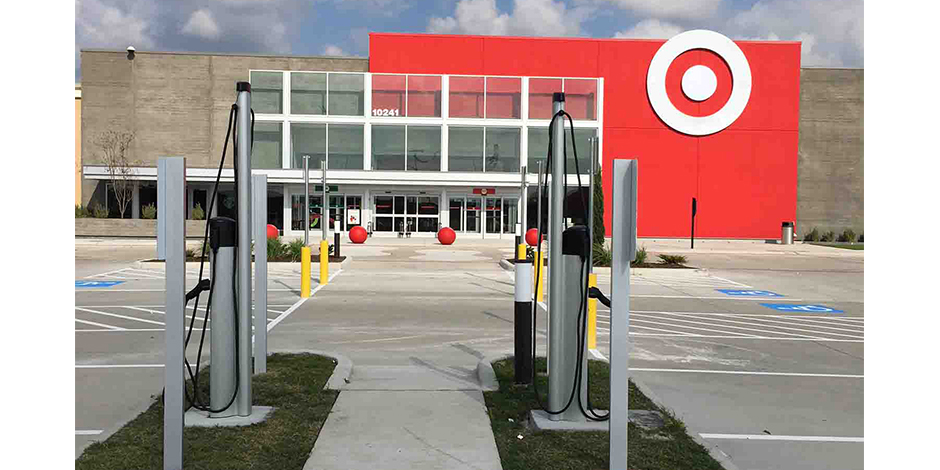 Electric Car Charging Stations Locations >> Target Walmart Rolling Out More Electric Vehicle Charging Stations