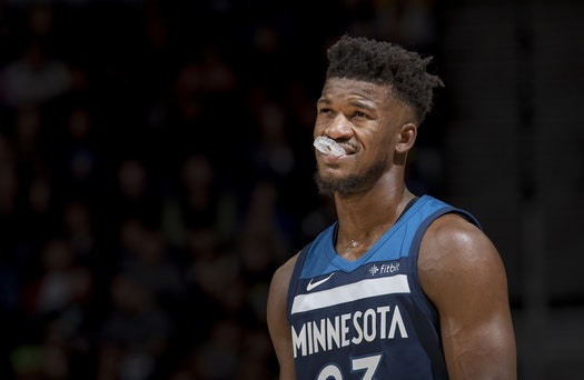 7139b15d1dd6 Timberwolves players would welcome back Jimmy Butler - StarTribune.com