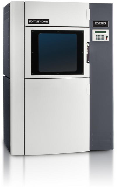 a Fortus 400mc from Stratasys