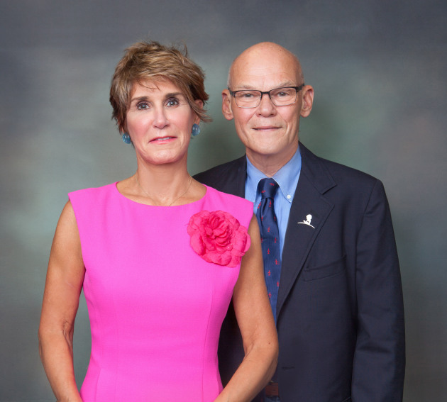 James Carville and Mary Matalin will speak at this falls MANOVA Summit