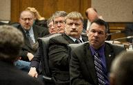 Lawmakers at frac sand hearing