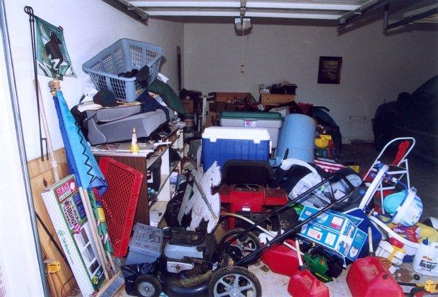 Got junk in your garage? - StarTribune com