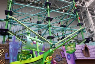MOA Ropes Course