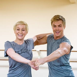 Kellie Pickler & Derek Hough/ ABC photo
