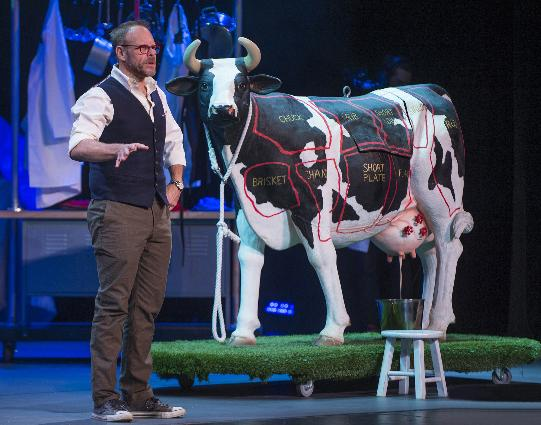 Photo by David Allen, from Alton Brown Live!