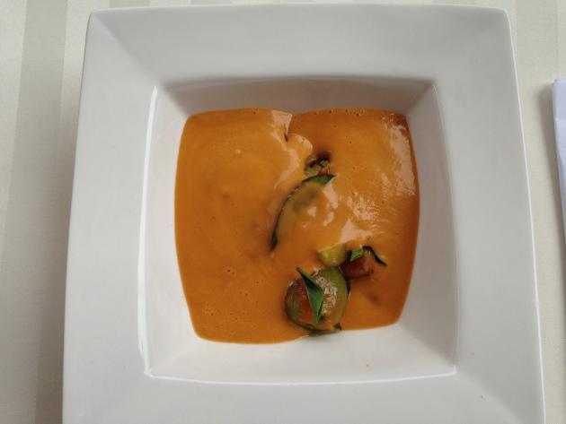 Cream of Tomato Soup by Landon Schoenefeld