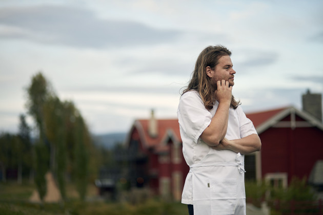 Magnus Nilsson. Photo by Erik Olsson