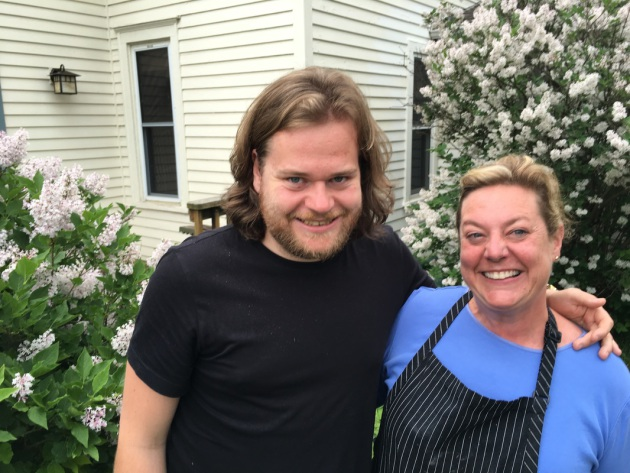 Magnus Nilsson and Mary Jane Schlenker Miller