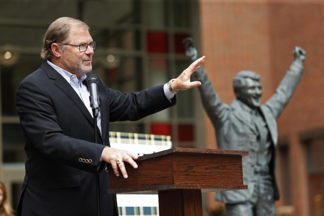 Craig Leipold, owner of the Minnesota Wild