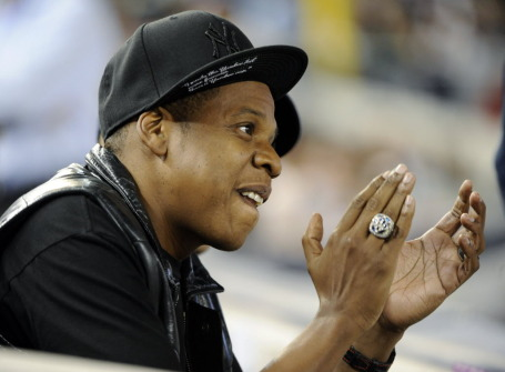 Jay-Z. Photograph by Bill Kostroun