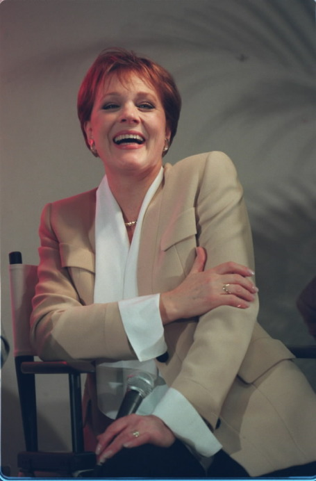 Julie Andrews. Star Tribune file photo