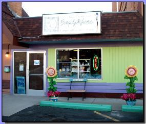 Simply Jane studio, 5411 Nicollet Av. S., Mpls.
