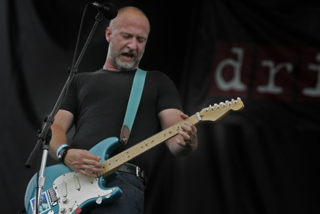 Bob Mould. Staff photo by Jerry Holt