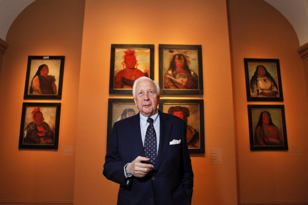 David McCullough. Photo by Jacquelyn Martin
